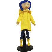Coraline Raincoat Bendy Doll