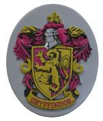 Harry Potter HBP Resin Magnet - Gryffindor Crest