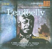 The Definitive Leadbelly [Box]