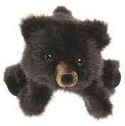 Baby Black Bear Puppet 23cm by Folkmanis Puppets