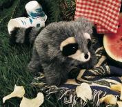 Plush Baby Raccoon 25cm by Folkmanis - 2238FM