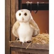 Folkmanis Folkmanis Barn Owl 33cm Hand Puppet