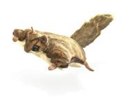 Folkmanis Plush Flying Squirrel Puppet