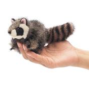Folkmanis Folkmanis Mini Raccoon 13cm Finger Puppet