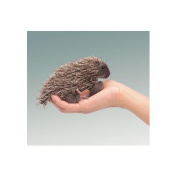 Mini Porcupine Finger Puppet by Folkmanis - 2649