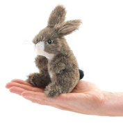 Jack Rabbit Finger Puppet by Folkmanis - 2675FM