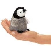 Folkmanis Folkmanis Puppet Mini Baby Emperor Penguin