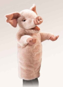 PIG STAGE PUPPET