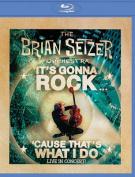 Brian Setzer Orchestra [Region B] [Blu-ray]