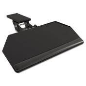 HON Company HON840000 Articulating Keyboard Platform- 21in.x10-.50in.- Black