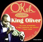 Blues Singers & Hot Bands On Okeh 1924-1929 *