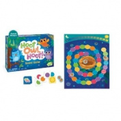 Peaceable Kingdom Cooperative Board Game - Hoot Owll Hoot