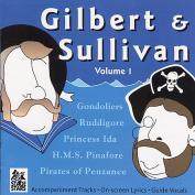 Gilbert and Sullivan Karaoke, Vol. 1