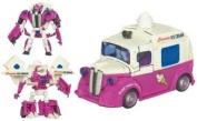 Transformers Movie Revenge Of The Fallen Deluxe Mudflap / Skids Ice Cream Van