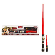 Clone Wars Duel Action Lightsaber - Sith