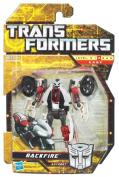 Transformers Scout Backfire