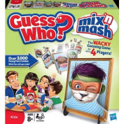 Guess Who Game - Mix 'N Mash Edition