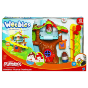 Playskool Weeble Musical Treehouse
