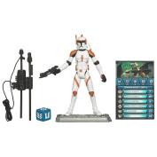 Star Wars Clone Wars Basic Figure Commander Cody