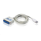 ATEN UC1284B USB to IEEE-1284 Bi-directional Parallel Printer Cable LINUX compatible
