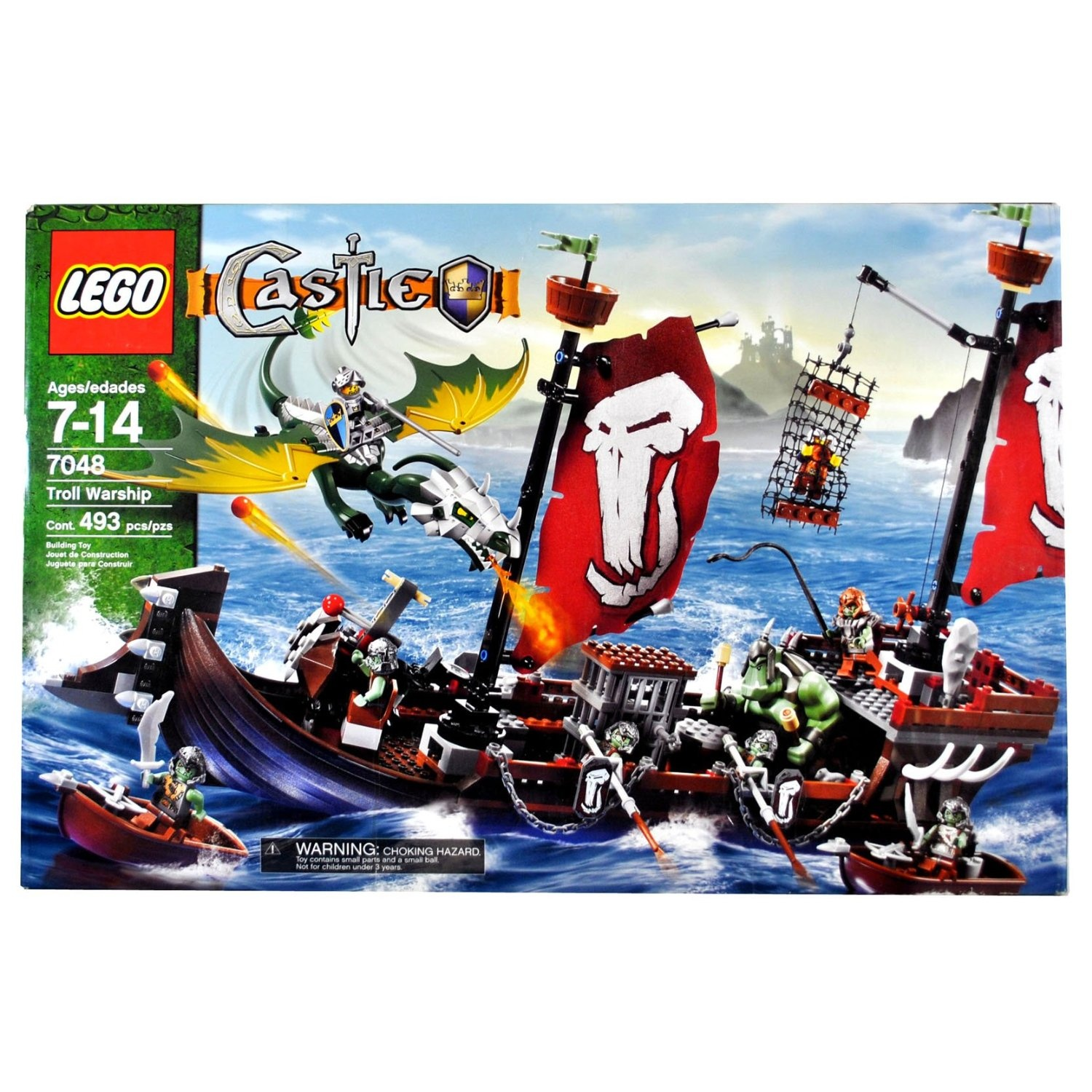 Lego Castle Toys Buy Online From Drawbridge Defense 7079