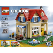 LEGO - Creator 6754 Family Home