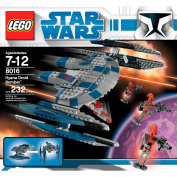 LEGO - Star Wars 8016 Hyena Droid Bomber