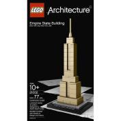 21002 LEGO ® LEGO ® LEGO Architecture Empire State Building