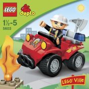 LEGO - Duplo 5603 Fire Chief Construction Set