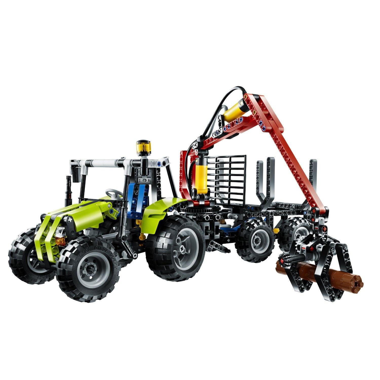 Lego Technic 8049 Log Loader Lego Technic Lego Shop Online For