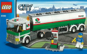 Lego City Tanklaster [German Version]