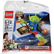 LEGO Toy Story 3 Alien Space Ship