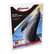Glossy Photo Paper, 8-1/2 x 11, 50 Sheets/Pack