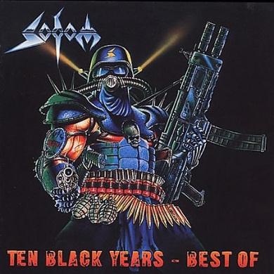 Ten Black Years: The Best of Sodom