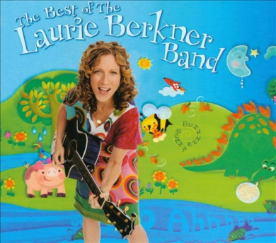 The  Best of the Laurie Berkner Band [Digipak]