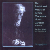 The  Traditional Music Of Beech Mountain, North Carolina, Vol. 1