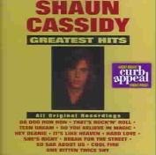 Greatest Hits Shaun Cassidy
