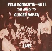 Fela with Ginger Baker Live! [Digipak]