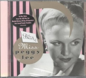 The Best of Miss Peggy Lee
