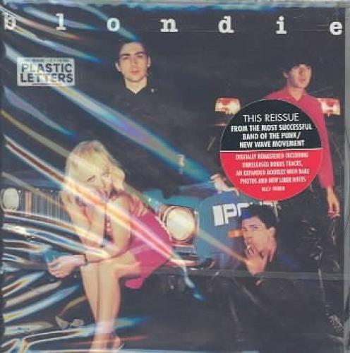 Plastic Letters [Bonus Tracks] [Remaster] by Blondie.