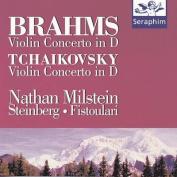 Brahms, Tchaikovsky