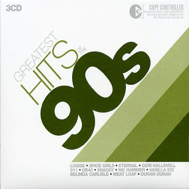 Greatest Hits Of The 90S (3CD)