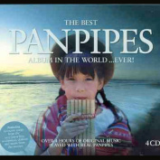 The Best Pan Pipes in the World...Ever!