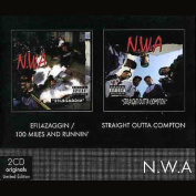 Straight Outta Compton/Niggaz4life [Parental Advisory]