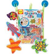 Rub A Dub Beach Stickers For The Tub