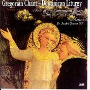 Gregorian Chant - Dominican Liturgy / Gouzes