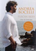 Andrea Bocelli: Tuscan Skies [Region 2]