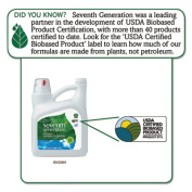 Seventh Generation Liquid Laundry 2x Ultra Concentrate - Free and Clear, 4440ml