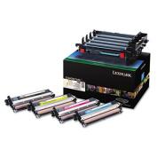 C540X74G Phtocndctor Unit, 1 Black, 1 Cyan, 1 Magenta, 1 Yellow Developer Units