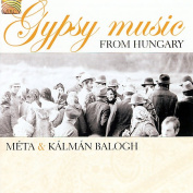 Gypsy Music From Hungary *